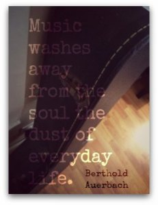 music washes